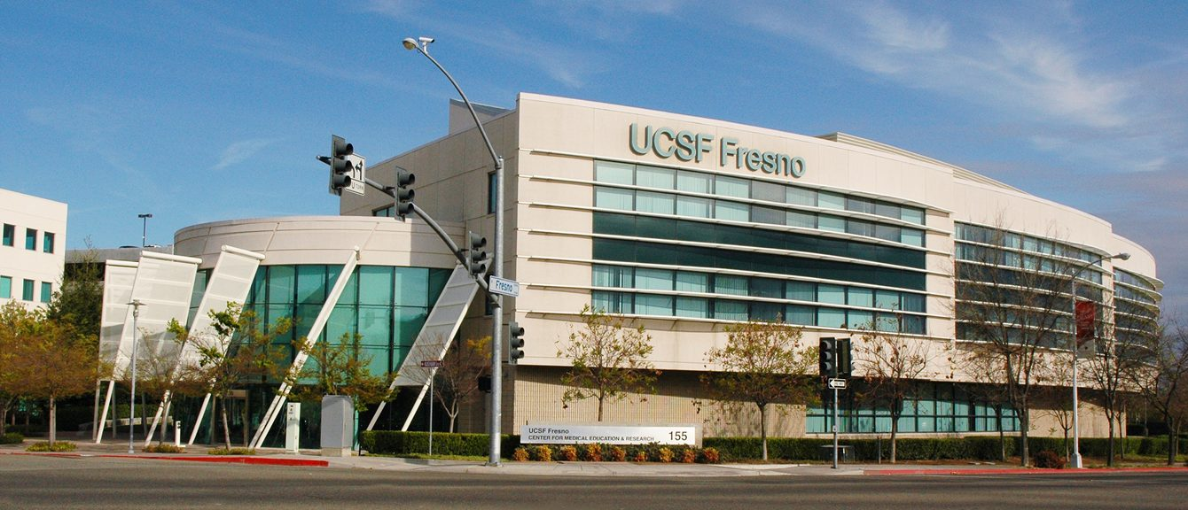 Fresno State Human Services Building