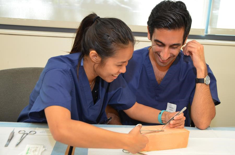 UCSF Fresno Graduates Physicians: Many Stay in the Central
