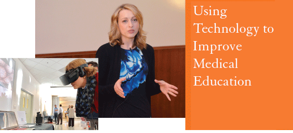 Using Technology to Improve Medical Education