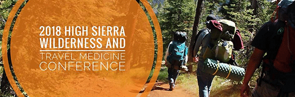 High Sierra Wilderness and Travel Conference