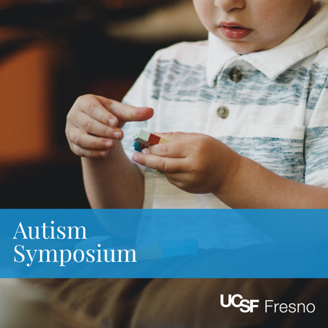 Autism Symposium header