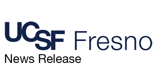 UCSF Fresno News Release