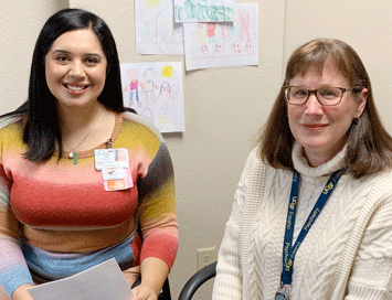 Jasmine Singh, MD and Karen Krause, MD