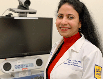Subhashini Ladella, MD, FACOG