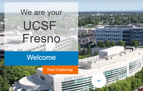 We are your UCSF Fresno