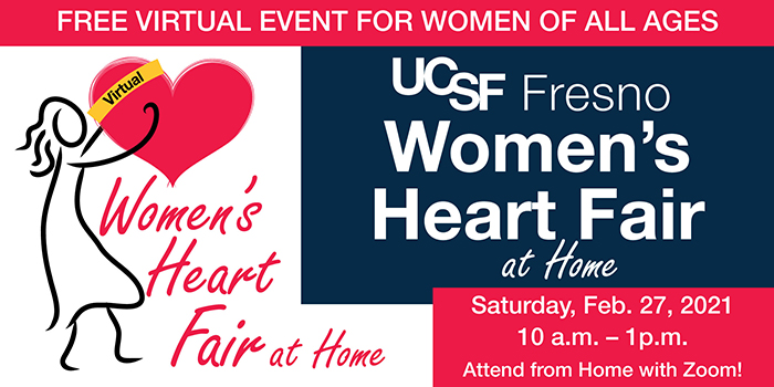 2021 UCSF Fresno Women's Heat Fair